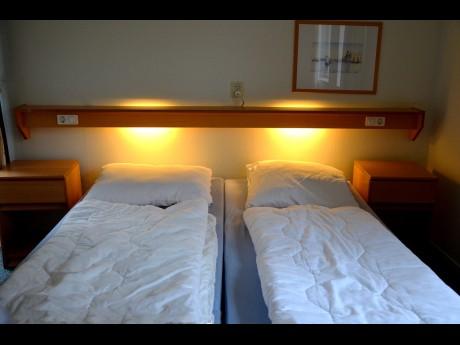 6 persoons landhuis 154 vakantiepark het timmerholt - Volwassen slaapkamer arrangement ...