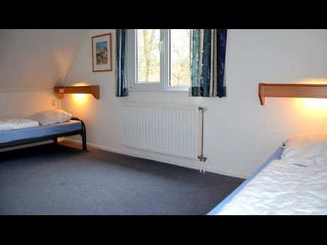 6 persoons landhuis 155 vakantiepark het timmerholt - Volwassen slaapkamer arrangement ...